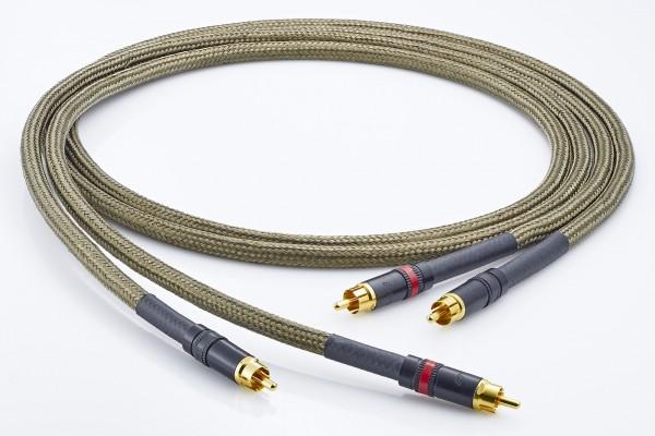 C-C-C50-BA NF-Kabel mit Cinch-Steckern