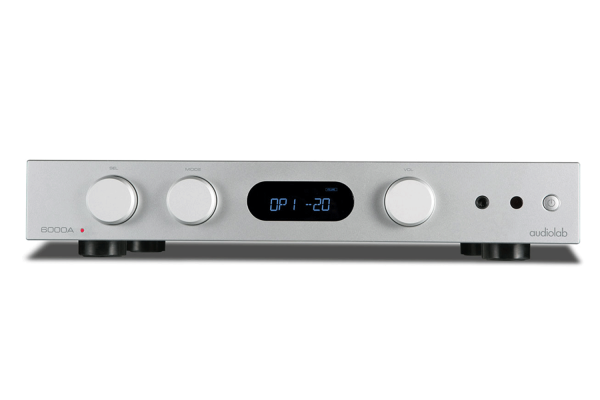 audiolab 6000A Vollverstärker mit D/A-Wandler