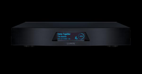 LUMIN T2 Netzwerkplayer- Streamer