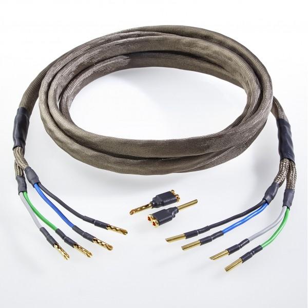 HS4-BTP250-BA Lautsprecherkabel für Bi_Wiring