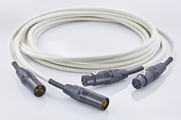 XF-XM-TP56-BW NF-Kabel mit XLR-Steckern