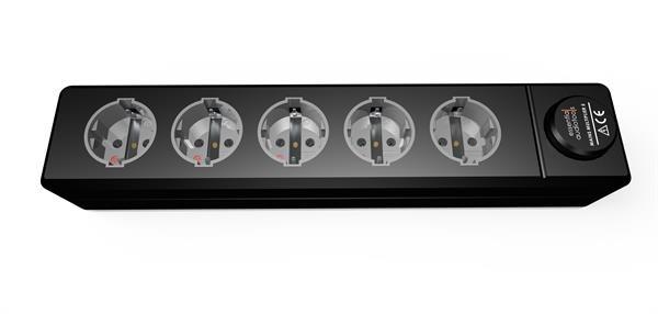 Essential Audio Tools EAT MM Hochwertige Netzsteckerleiste
