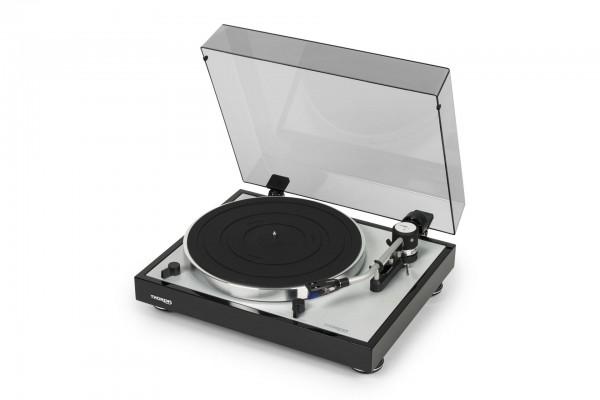 Thorens TD 403 DD Puristischer direkt angetriebener Plattenspieler mit Ortofon 2M Blue Tonabnehmer