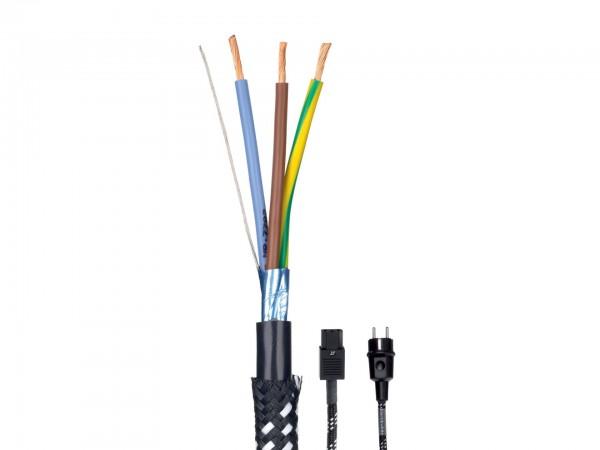 in-akustik AC-1502 Referenz Netzkabel mit Kaltgerätestecker